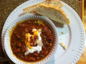 Chili your whole family will love!