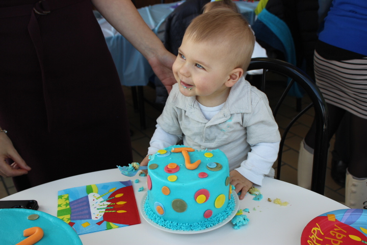 A.J is one!