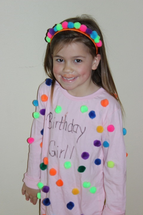 Lucy is Six!