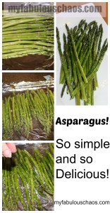 Easy and Delicious Asparagus!