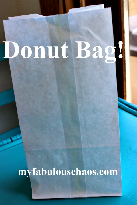 donuts in a bag
