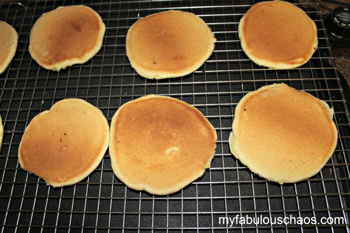 Freezer Pancakes!