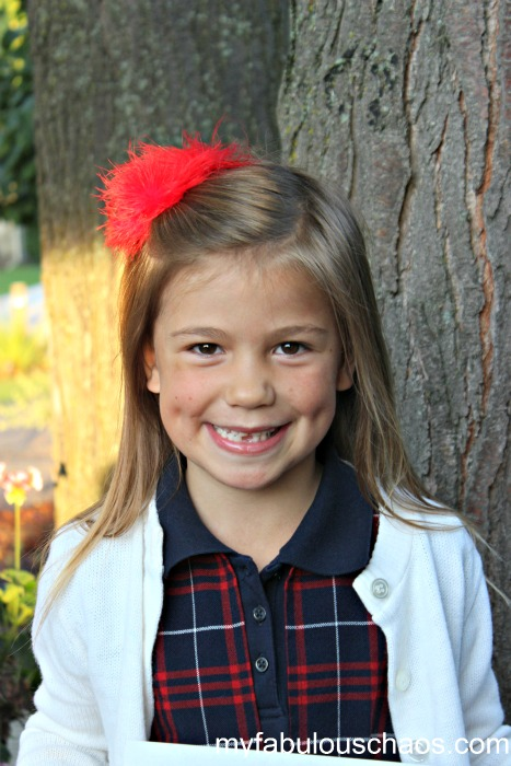 firstday of school lucy