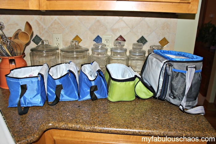 prepack lunches