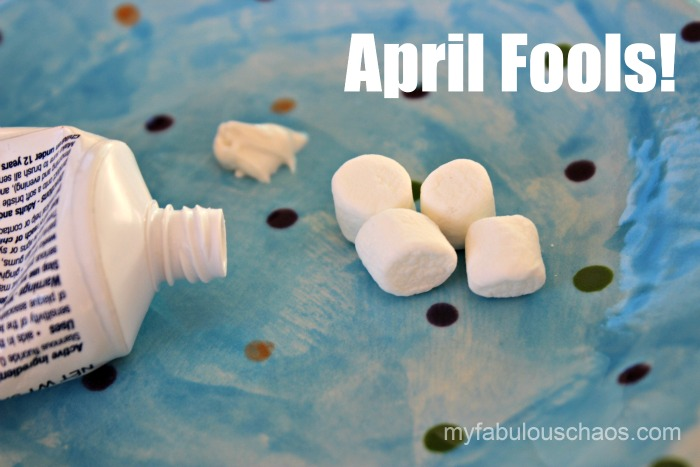 April Fools Pranks!