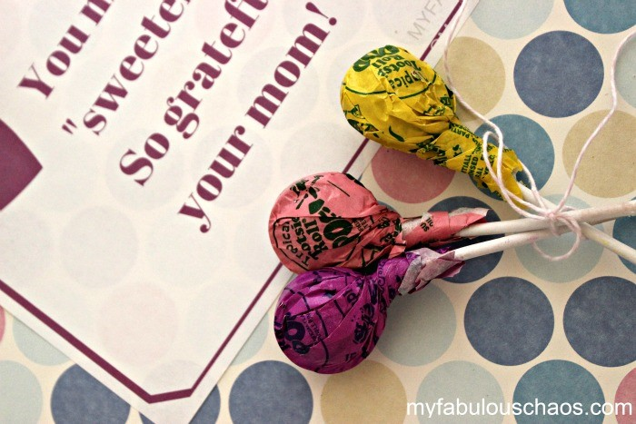 """Summer Love Notes- You make life """"SWEETER"""""""